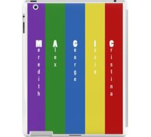 MAGIC - Grey's Anatomy iPad Case/Skin