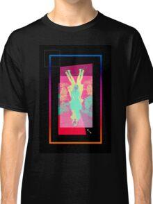 Girl Disturbed Classic T-Shirt