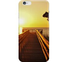 Outer Banks Sunset iPhone Case/Skin