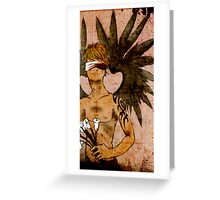 Gabriel Greeting Card