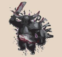 Clash of Clans - P.E.K.K.A by MaxMenickRB