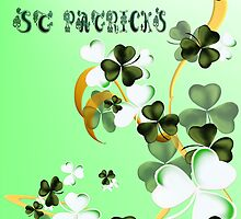 Happy Shades Of Shamrocks by Lotacats