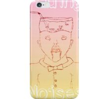 Fading Noises- Bowl Boy iPhone Case/Skin