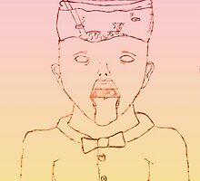 Fading Noises- Bowl Boy by CapnLogan
