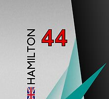F1 2015 - #44 Hamilton by loxley108
