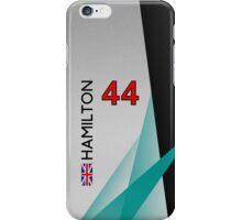 F1 2015 - #44 Hamilton iPhone Case/Skin