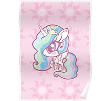 Weeny My Little Pony- Princess Celestia Poster