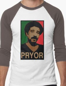 RICHARD PRYOR Men's Baseball ¾ T-Shirt