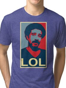 PRYOR**LAUGH OUT LOUD Tri-blend T-Shirt