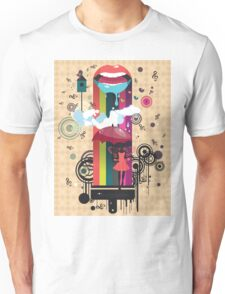 Surreal Fairy 2 Unisex T-Shirt
