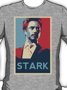 Tony Stark Propaganda T-Shirt