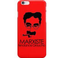 MARXISTE - tendance Groucho iPhone Case/Skin