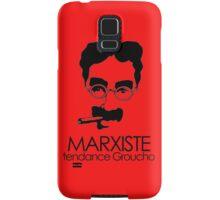 MARXISTE - tendance Groucho Samsung Galaxy Case/Skin