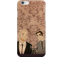 White Boys  iPhone Case/Skin