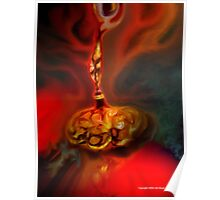 Holy Incense Poster