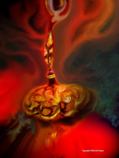 Holy Incense by lillis