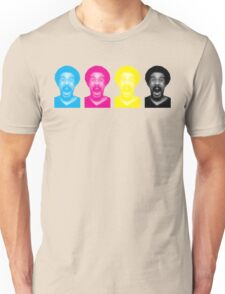 CMYK PRYOR Unisex T-Shirt