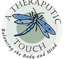 A Therapeutic Touch Logo (2004) by aphcreative