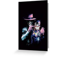 Joker - Batgirl/Batman 41 'The Killing Joke' cover variant  Greeting Card