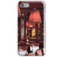 Paris Bistro iPhone Case/Skin