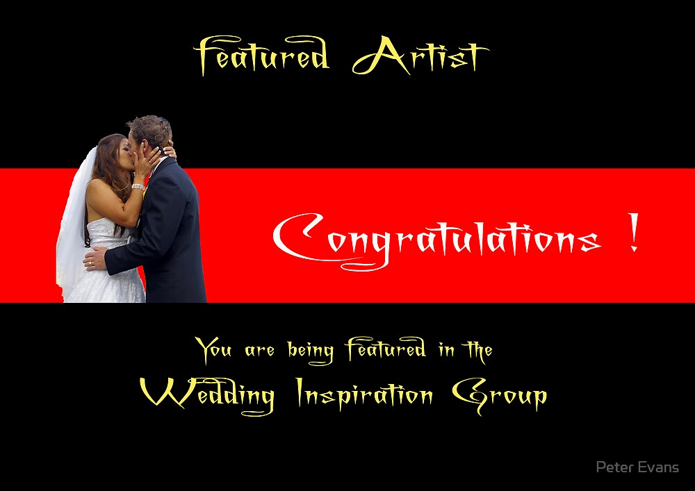 Featured Artist Banner by Peter Evans