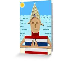 The Thai Greeting Card