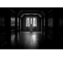 The Panelled Hall Photographic Print