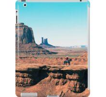 The Lone Cowboy iPad Case/Skin