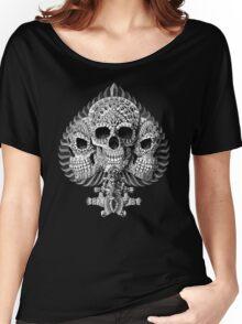 Skull Spade Women's Relaxed Fit T-Shirt