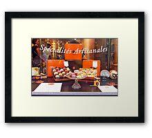 Artisinales Framed Print