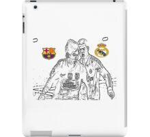 Messi VS Ronaldo iPad Case/Skin