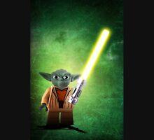 Yoda - Star wars lego digital art.  Unisex T-Shirt