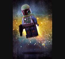 Boba fett - Star wars lego digital art.  Unisex T-Shirt