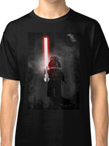 Darth Vader - Star wars lego digital art.  Classic T-Shirt
