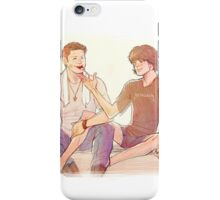 Young Brothers after Work iPhone Case/Skin