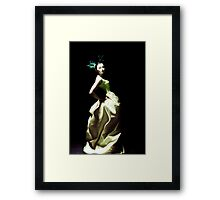 the pride in mother earth Framed Print
