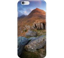 Crib Goch iPhone Case/Skin