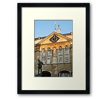 Shire Hall Framed Print