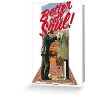 Better Call Saul - Pop Up Play Set Greeting Card