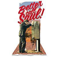 Better Call Saul - Pop Up Play Set Photographic Print