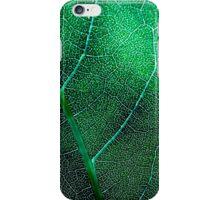 Leaf (contrast) iPhone Case/Skin