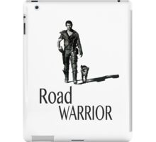 Road Warrior iPad Case/Skin