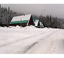 Rogers Pass (1) Photographic Print