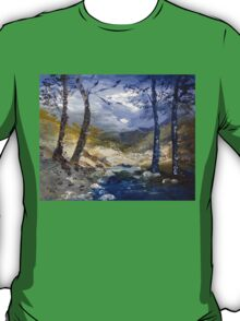 A river in Africa T-Shirt