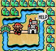 Super Mario 3 Level 1 by likelikes