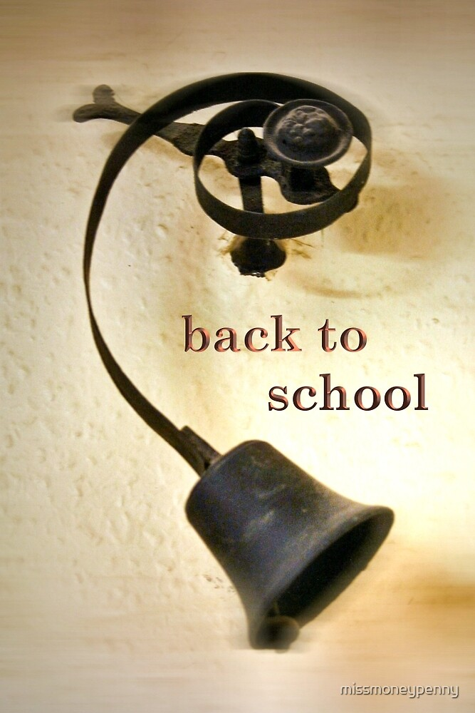 Back to school 2 by missmoneypenny