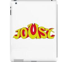 Joust Arcade iPad Case/Skin