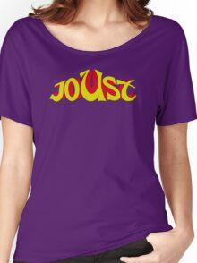Joust Arcade Women's Relaxed Fit T-Shirt