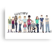 Gentrfy This! Canvas Print
