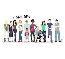Gentrfy This! Photographic Print